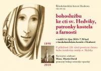 Římskokatolický kostel letos slaví již 120 let