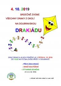 Podzimní Drakiáda