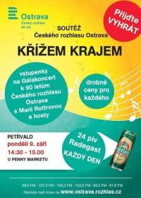 Soutěžní akce Českého rozhlasu Ostrava