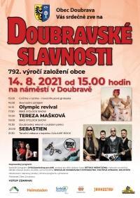 Doubravské slavnosti 2021